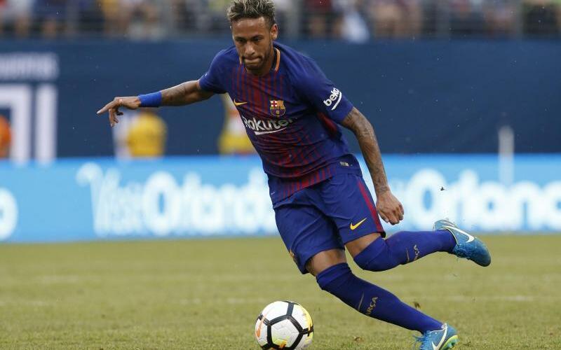 Neymar - Foto: Adam Hunger