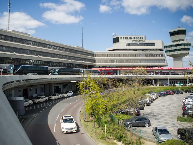 Flughafen Tegel - Foto: Sophia Kembowski