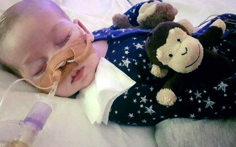 Baby Charlie - Foto: Family of Charlie Gard