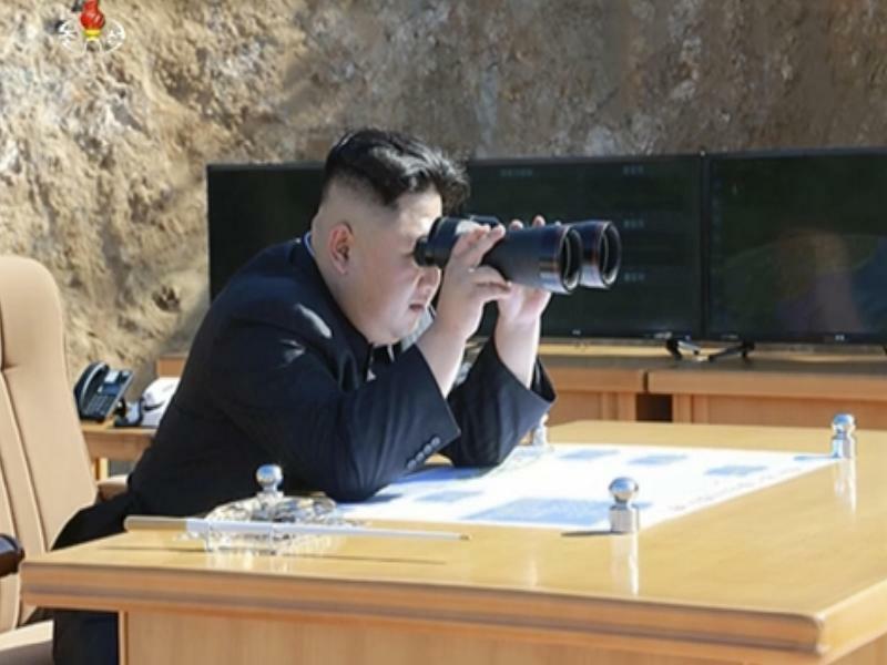 Kim Jong Un - Foto: Uncredited/KRT/AP/Archiv