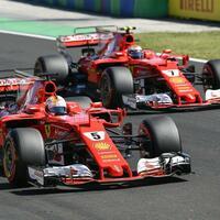 Formel 1: Großer Preis von Ungarn - Foto: Zsolt Czegledi
