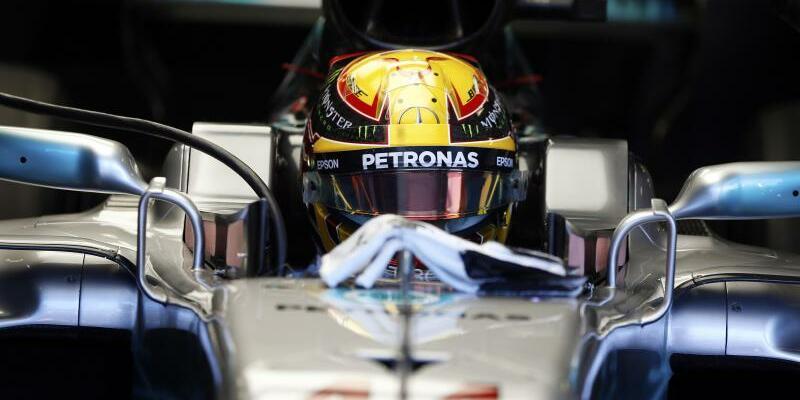Lewis Hamilton - Foto: Darko Bandic