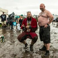 Wacken Open Air - Fans - Foto: Christophe Gateau