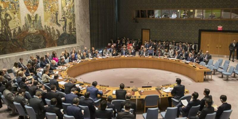 UN-Sicherheitsrat - Foto: Richard Drew
