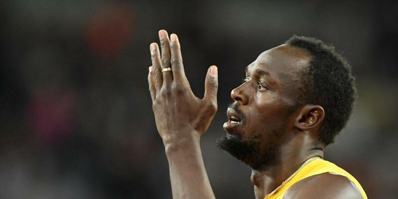 Usain Bolt - Foto: Rainer Jensen