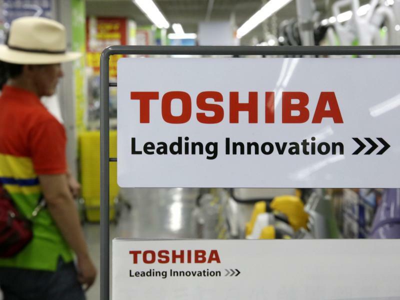 Toshiba - Foto: Kimimasa Mayama