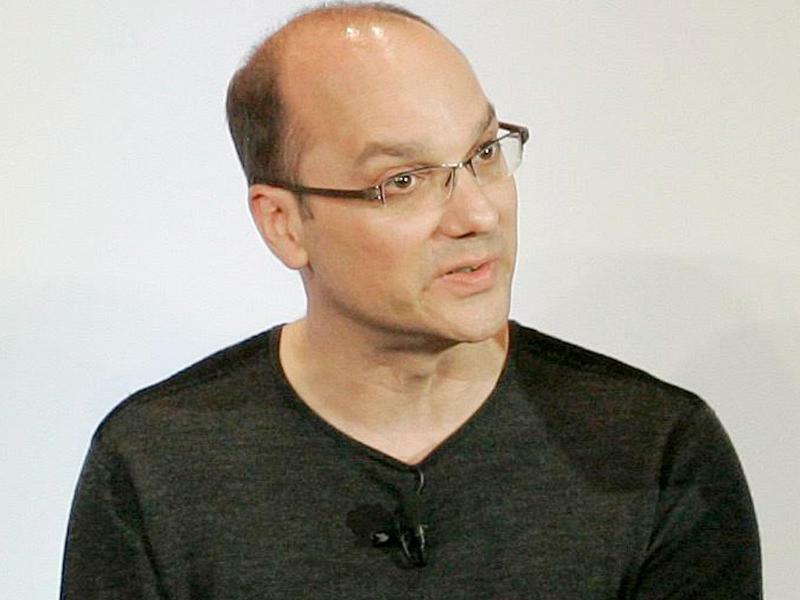 Android-Erfinder Andy Rubin - Foto: Robert Galbraith/Reuters Pool/dpa