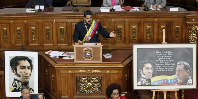 Nicolás Maduro - Foto: Ariana Cubillos