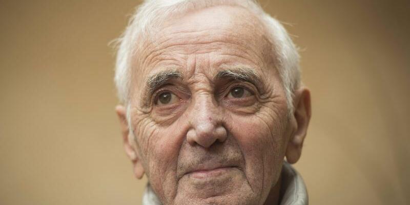 Charles Aznavour - Foto: Fernando Villar