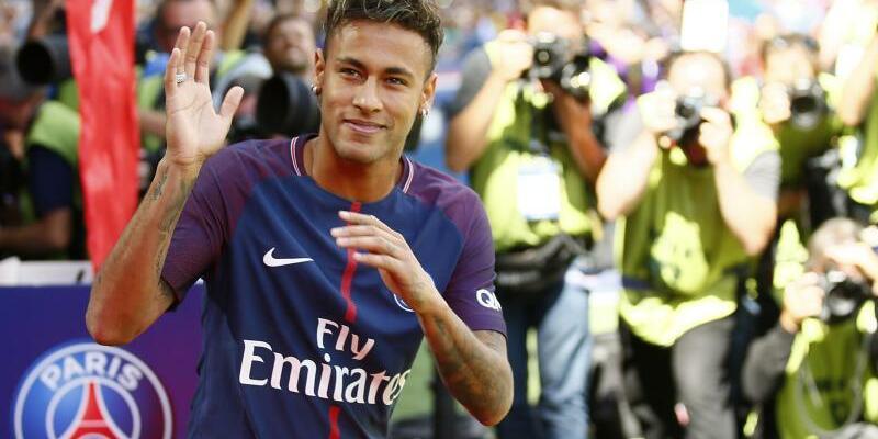 Neymar - Foto: Francois Mori