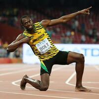 Usain Bolt - Foto: Srdjan Suki