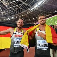 Leichtathletik - WM - Foto: Bernd Thissen