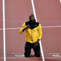 Usain Bolt - Foto: Martin Meissner