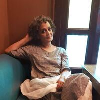 Arundhati Roy - Foto: Nick Kaiser