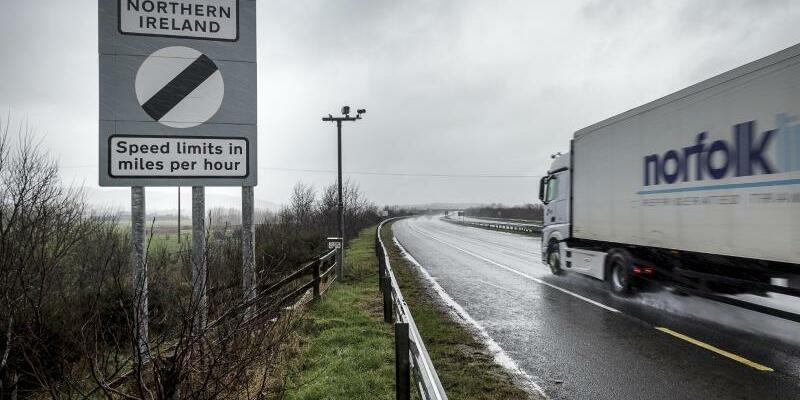 Irland-Nordirland-Grenze - Foto: Mariusz Smiejek/Archiv