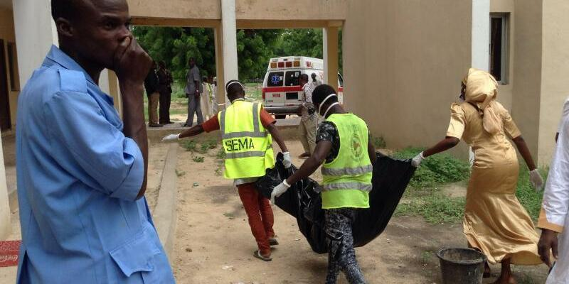 Anschlag in Nigeria - Foto: Makama Sule/Archiv