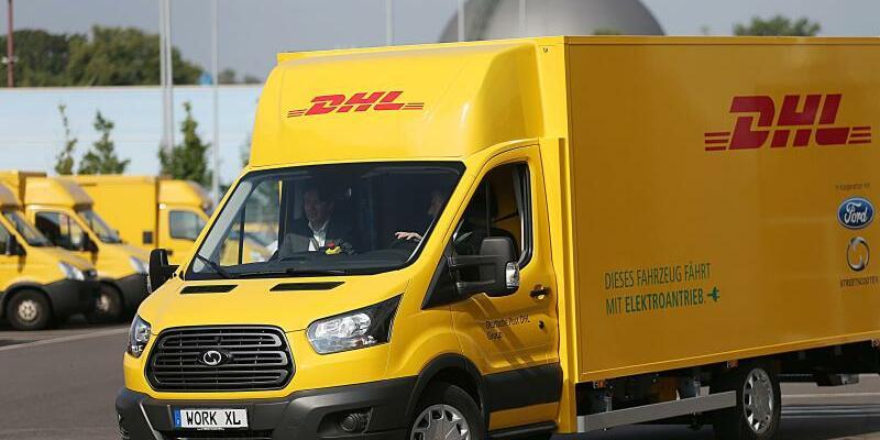 Streetscooter Work XL - Foto: Groß, gelb, elektrisch:Der neue Streetscooter Work XL, ein Gemeinschaftsprojekt der Post und Ford. Foto:Oliver Berg