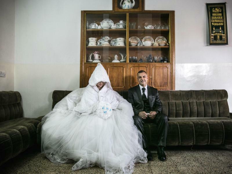 Hochzeit in Mossul - Foto: Yusuke Suzuki