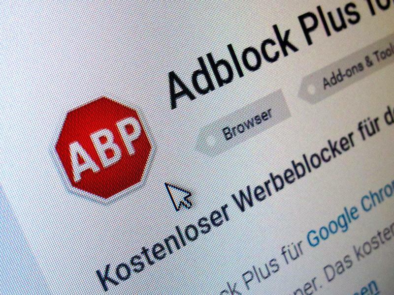 Adblock Plus - Foto: Stephan Jansen