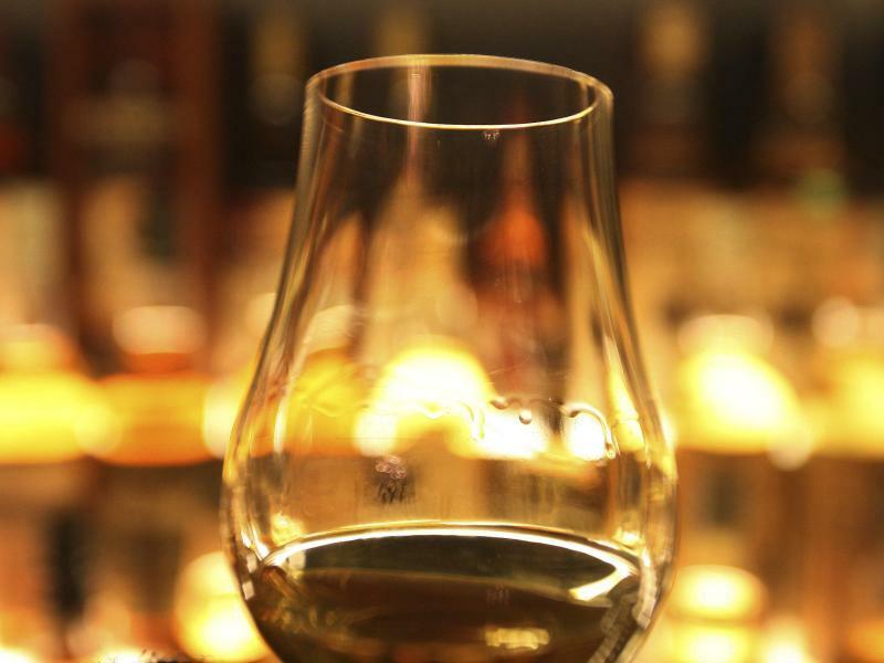 Whisky - Foto: David Cheskin