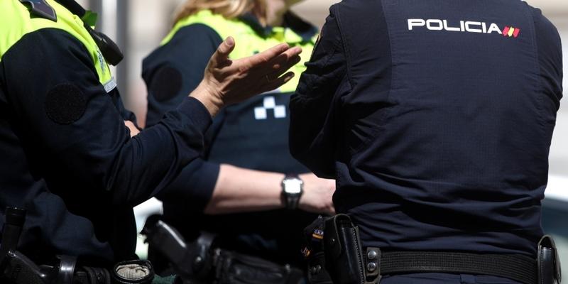 Spanische Polizei - Foto: über dts Nachrichtenagentur