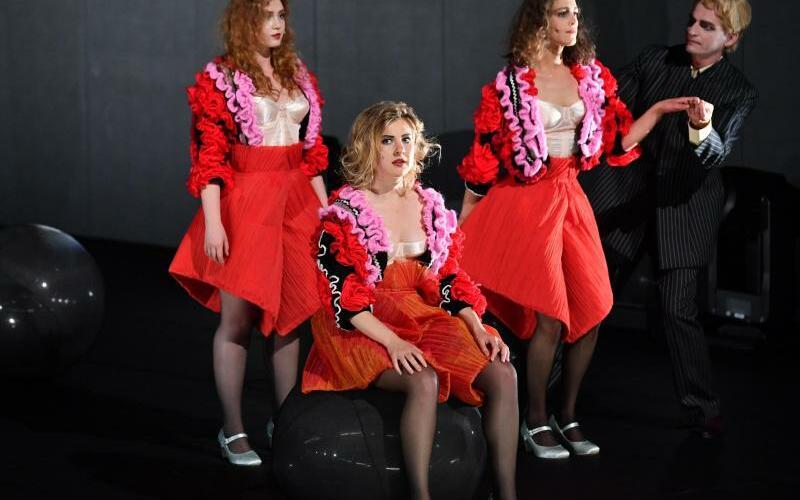 Salzburger Festspiele 2017 - Lulu - Foto: Barbara Gindl