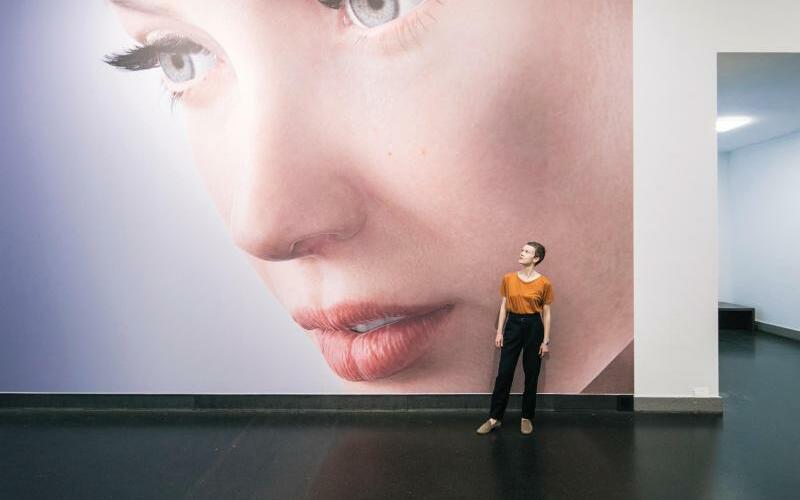 «Das Gesicht. Eine Spurensuche» - Foto: Oliver Killig