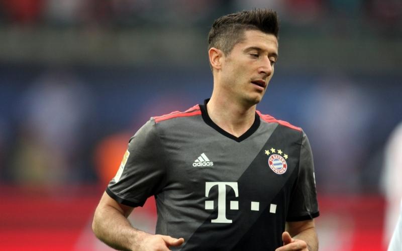 Robert Lewandowski (FC Bayern) - Foto: über dts Nachrichtenagentur