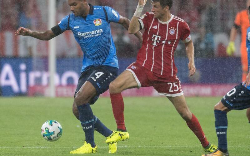 Bayern München - Bayer Leverkusen - Foto: Sven Hoppe