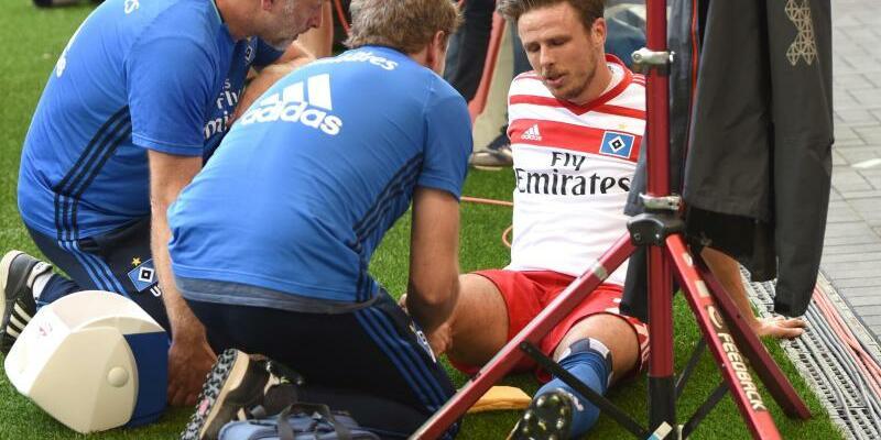 Verletzungsschock - Foto: Daniel Bockwoldt