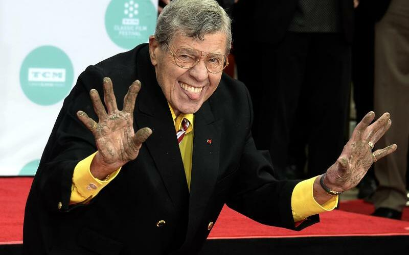 Jerry Lewis - Foto: Michael Nelson