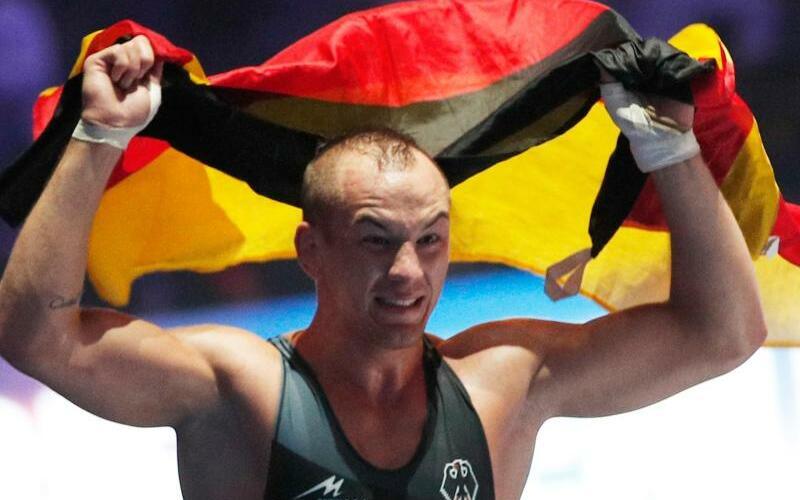Ring-Weltmeister Stäbler - Foto: Christophe Ena