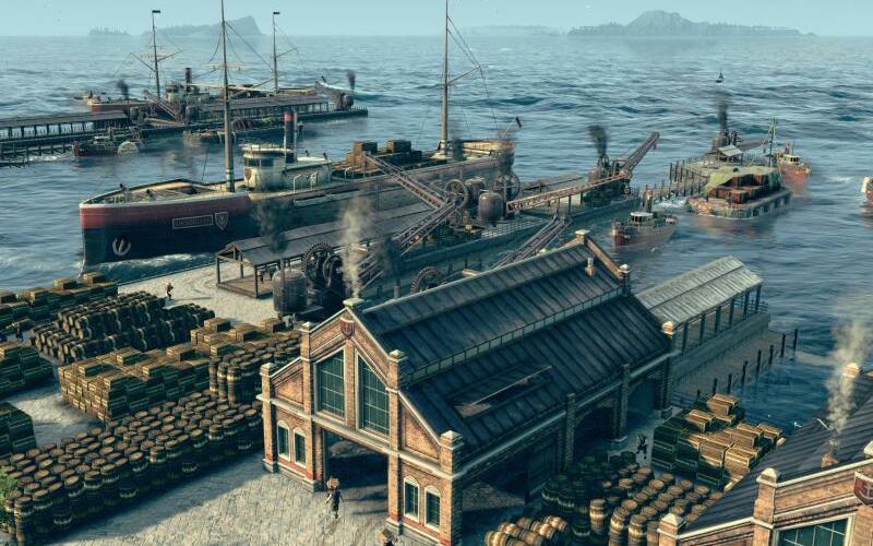 Computerspiel «Anno 1800» - Foto: Ubisoft