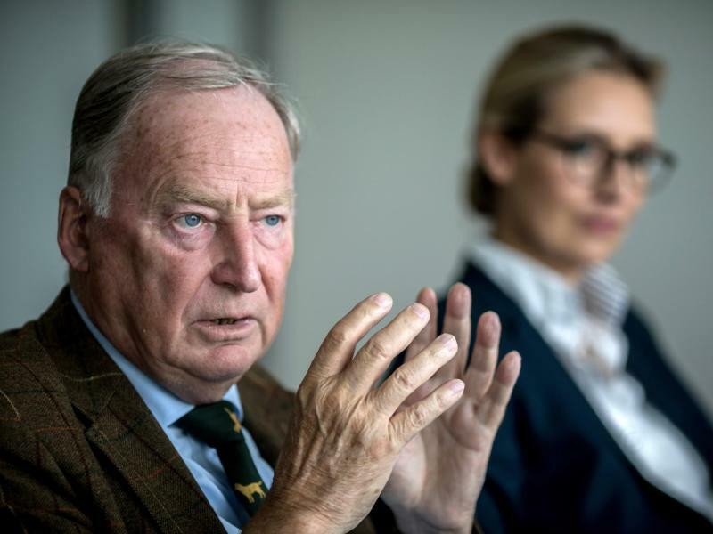 AfD-Spitzenkandidaten - Foto: Michael Kappeler