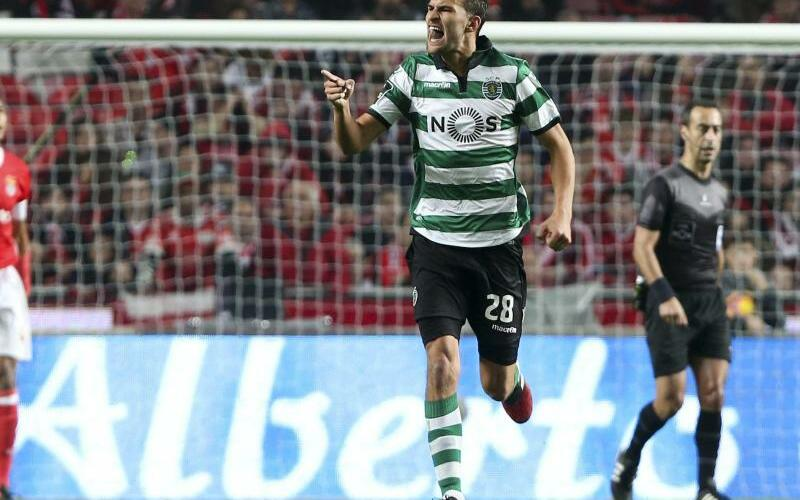 Bas Dost - Foto: Miguel A. Lopes