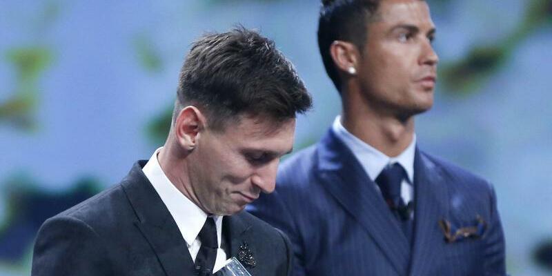Lionel Messi und Cristiano Ronaldo - Foto: Guillaume Horcajuelo