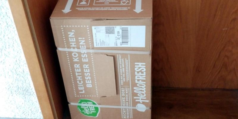 Hello-Fresh-Paket - Foto: über dts Nachrichtenagentur