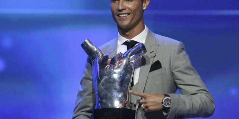 Ronaldo ist Fußballer des Jahres - Foto: Claude Paris