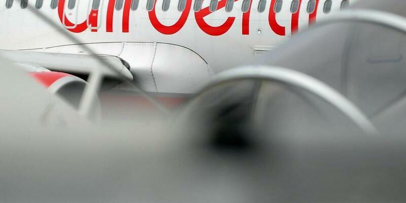 Air Berlin - Foto: Britta Pedersen/Illustration