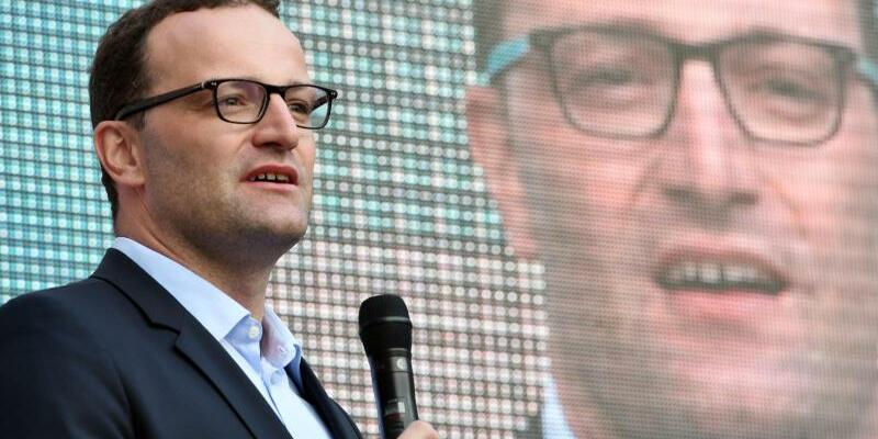 Finanzstaatssekretär Jens Spahn - Foto: Maurizio Gambarini