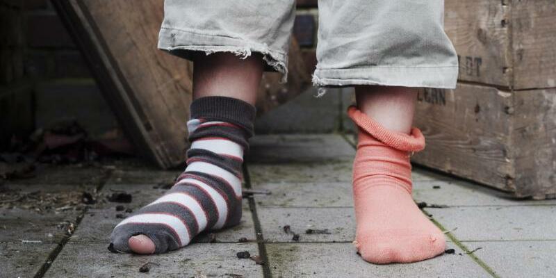 Armutsrisiko von Kindern wächst inDeutschland - Foto: Christian Hager/Symbolbild