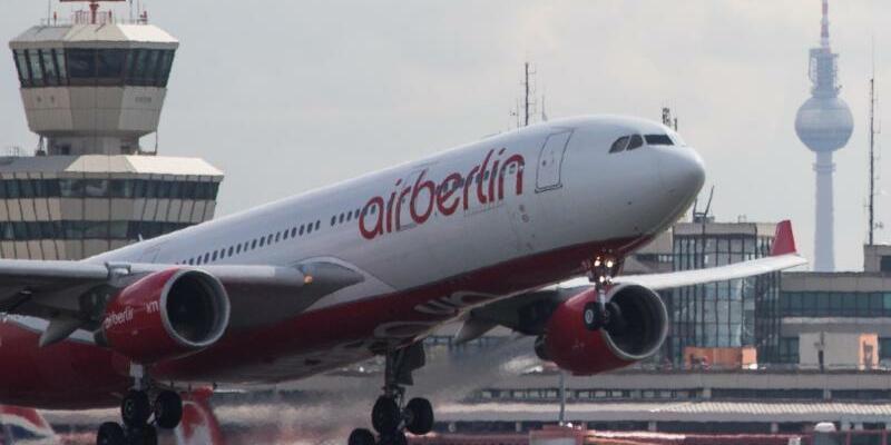 Air Berlin - Foto: Jörg Carstensen