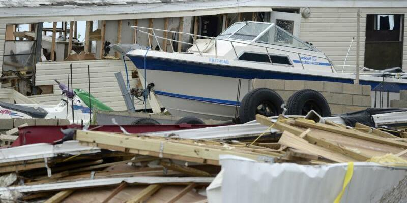 Hurrikan «Irma» - Foto: Carlos Giusti