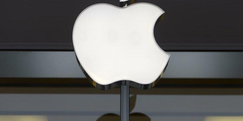 Apple-Logo - Foto: Shawn Thew/Archiv