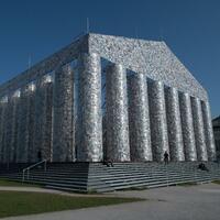 The Parthenon of Books - Foto: Swen Pförtner