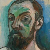 Selbstporträt Henri Matisse - Foto: Succession H. Matisse/Städel