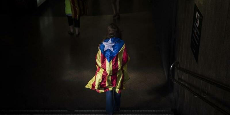 Nationalfeiertag in Katalonien - Foto: Santi Palacios