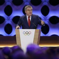 IOC-Präsident - Foto: Martin Mejia