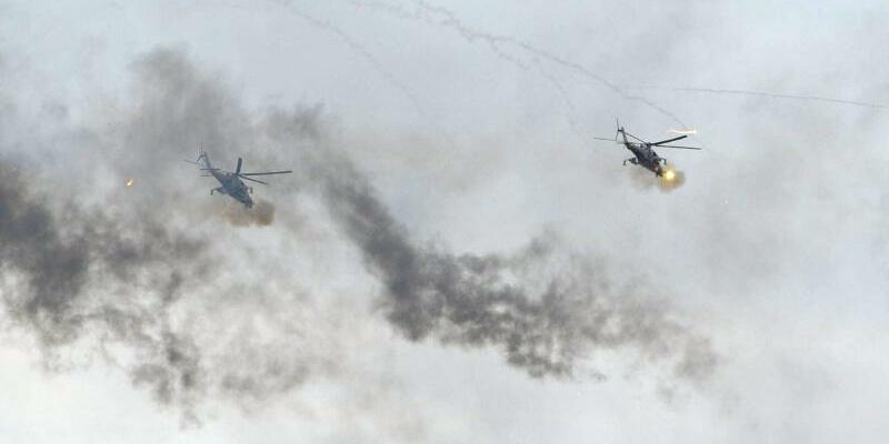 Manöver - Foto: Alexey Druginyn / Ria Novosti