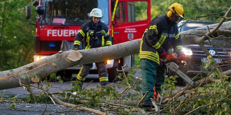Sturm über Niedersachsen - Foto: Philipp Schulze